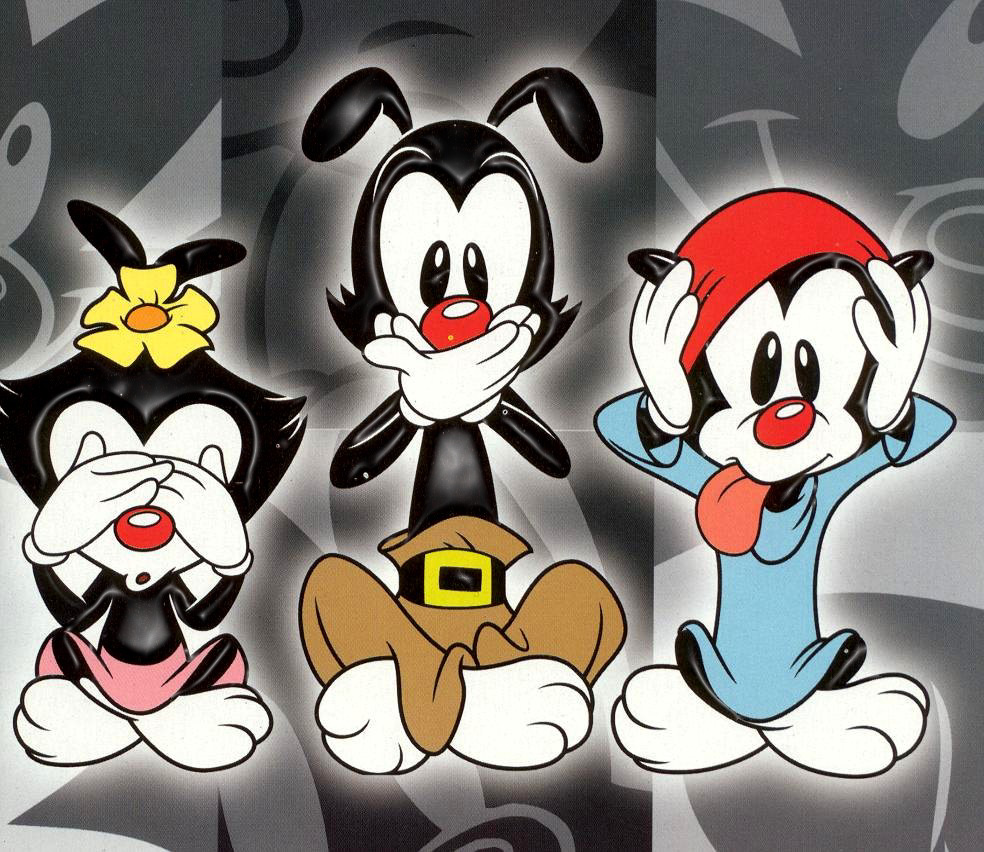 Animaniacs Cartoon Wallpaper
